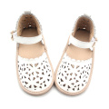 Leather Sandals Infant Mary Jane Baby Dress Shoes