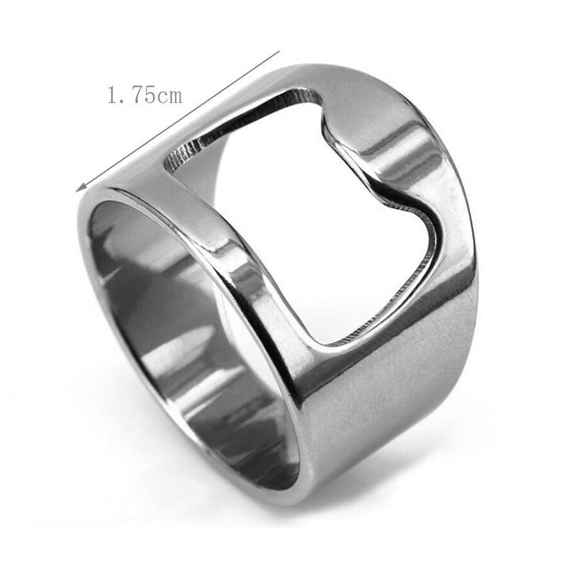 Ring With Bottle Opener