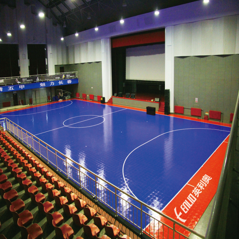 Enlio Flooring Futsal Indoor Soccer