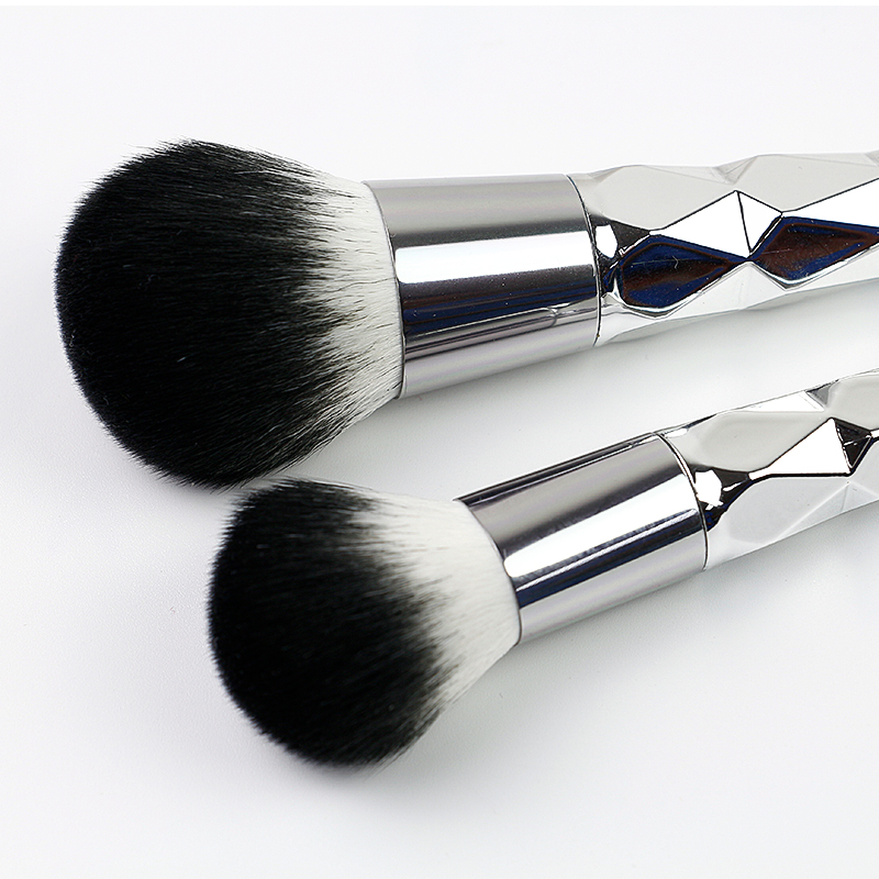 Sliver Diamond Unicorn Makeup Brush