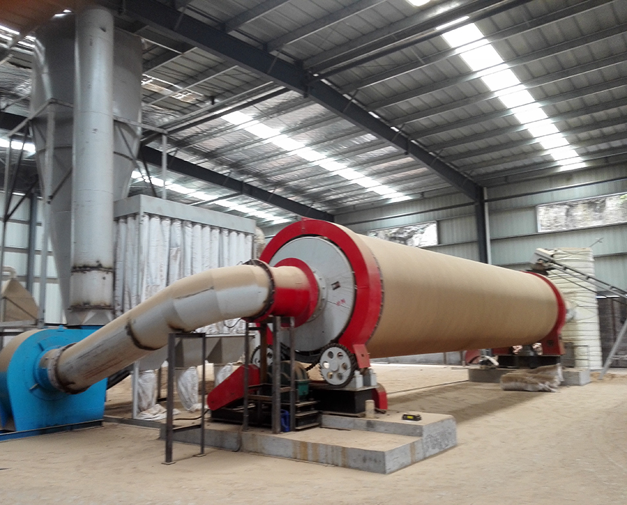 Drum Rotary Drying Machinery