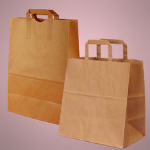 20 Years Factory for Christmas Gift Paper Bags Personalized reusable kraft paper bags supply to Cote D'Ivoire Wholesale