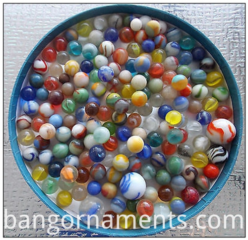 mix glass marble