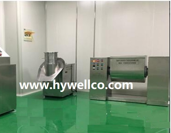 Pharmaceutical Granule Sphere Spheronizer Machine