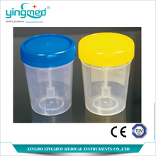 Wholesale Price for Disposable Sterile Urine Container Medical Disposable Stool sample container export to Senegal Manufacturers