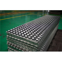 Best Quality aluminum embossed sheet in low price