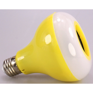 Bluetooth Control Lighting Bulb With Speaker