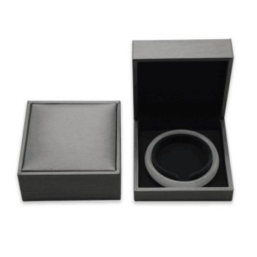 Wholesale Custom Logo Luxury Gift Leather Jewelry Box