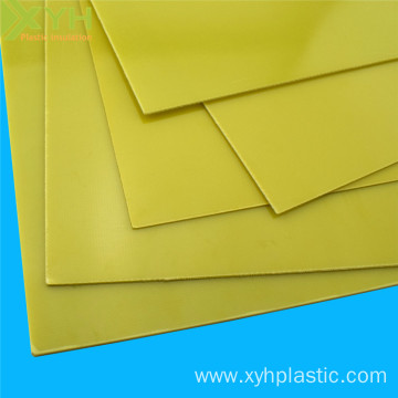 Yellow 3240 Epoxy Sheet Thickness 1/8 low price