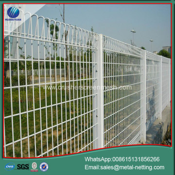 welded wire fence garden mesh fencing