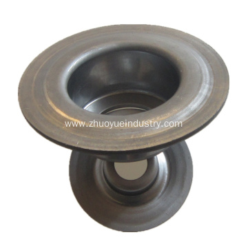 Low Tolerance Conveyor Roller Stamping Bearing Housing Fits