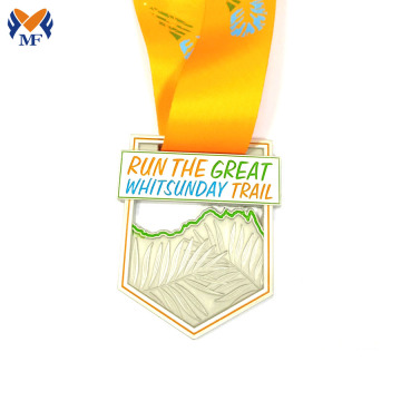 Custom race finisher gifts medal for runners