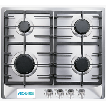 Gas Cooktop With 4 Burners