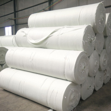 PP Needle Punched Nonwoven Fabric Geotextile For Building