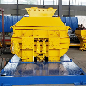 Automatic concrete mixer for sale