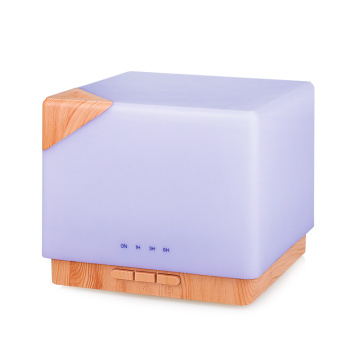 Square Aromatherapy Effect Aroma Oil Air Diffuser