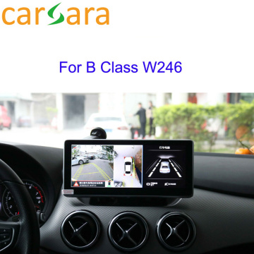 Unidade central de 2 + 16g para Mercedes-Benz B Class W246