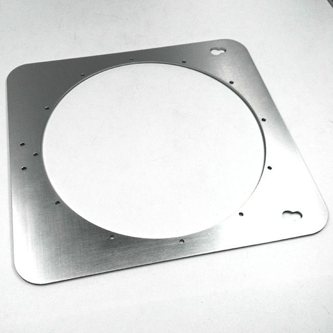 Thin Sheet Aluminum Machining