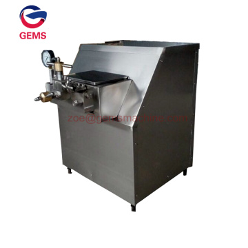 Milk High Pressure Shampoo Homogenizer Machine for 100kg