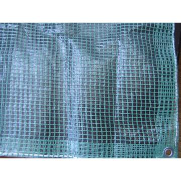 Clear Tarpaulin Construction Scaffolding Sheet Cover