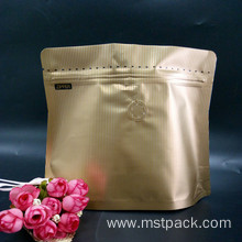 Pocket Zipper Coffee Bag/Diamond Bag