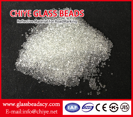 Adhesive Glass Beads