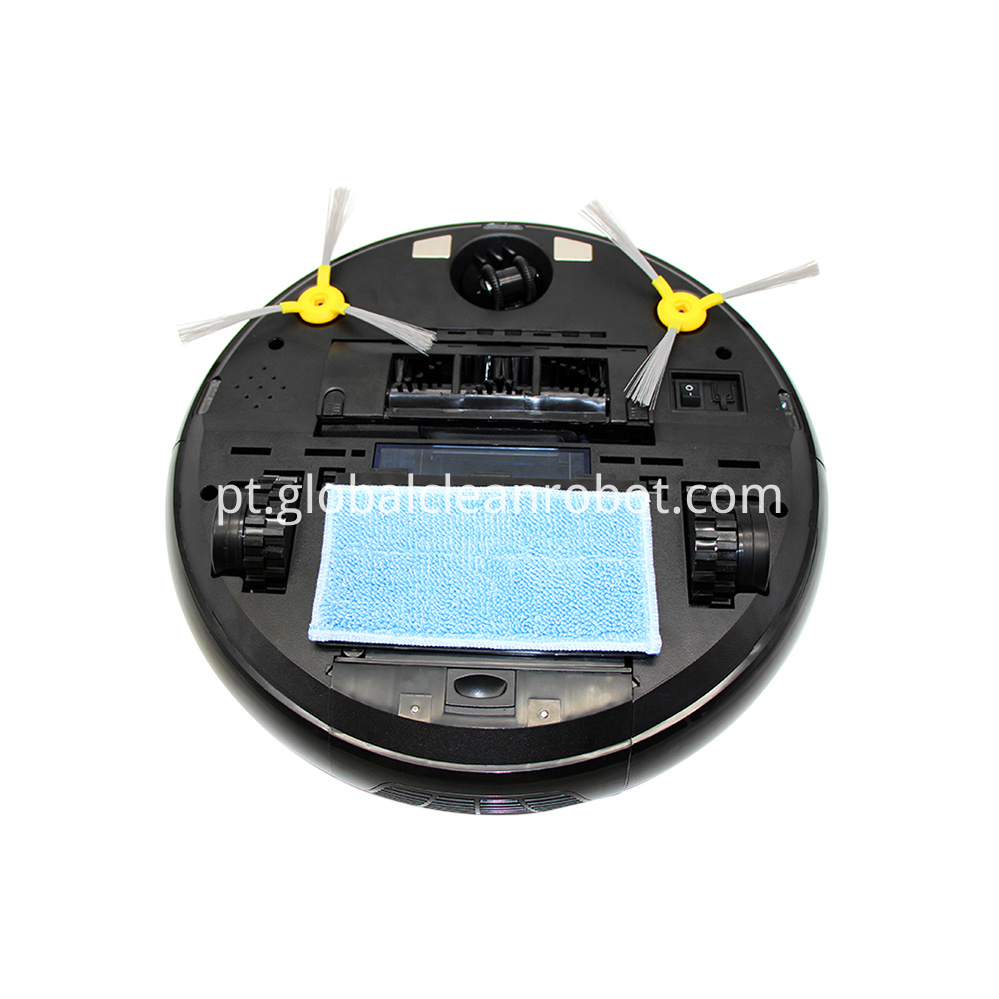 Magic Installation Robotic Vacuum Cleaner