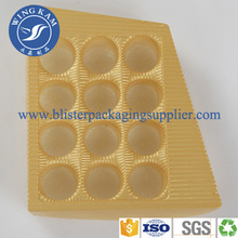 Professional Manufacturer for China Plastic Packaging Tray,Blister Packaging Tray suppliers Cosmetic Inner Blister Packaging box export to Liberia Supplier