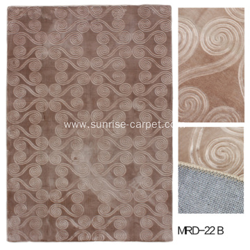 Wall To Wall Carpet With Design