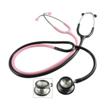 dual-head stethoscope for teaching use