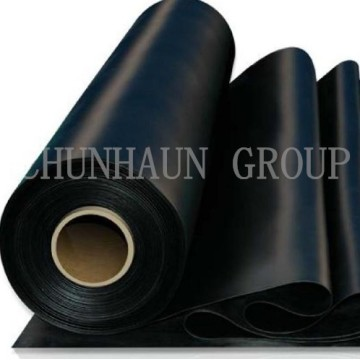 Filled carbon Graphite Black PTFE sheet