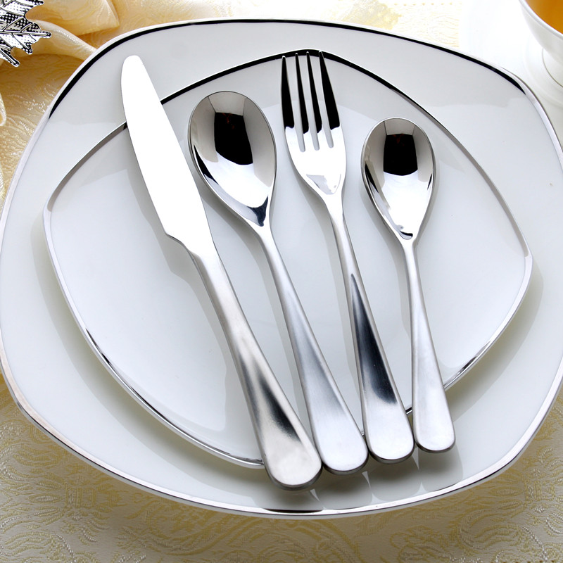 Nambe Stainless Steel Flatware