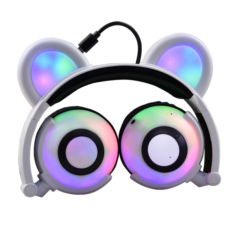 Led Light Up Headphones