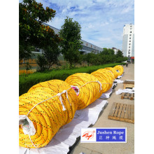 New Fashion Design for for China UHMWPE Braided Rope,UHMWPE Rope,UHMWPE Mooring Rope Manufacturer and Supplier LR ABS 12-Strand UHMWPE Mooring Rope export to Eritrea Importers