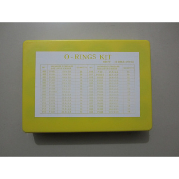 European Metric Standard Series O Rings Kit NBR70