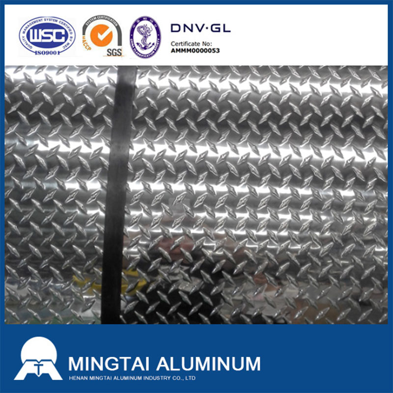 Mingtai aluminum checker plate price