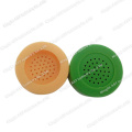 Round Mini Recorder, Sound Recorder, Customizable Talking Box