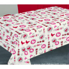 Pvc Printed fitted Dekorama table covers