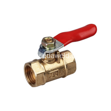 Screw Brass Ball Valve