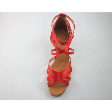 Latin and ballroom dance shoes