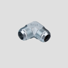 100% Original for Hydraulic Adapters 90°JIC Thread 74°Conical Surface Sealing Transition Joint supply to Italy Manufacturer
