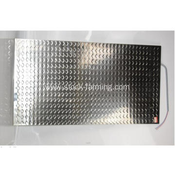 Temperature controlled heating pad electric heat plate