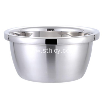 Food Grade Stainless Steel Soup Basin