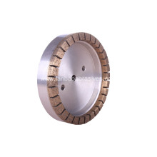 Cup shape full segmented diamond grinding wheel