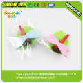SOODODO Stationery Gifts Set Cute Insects Rubber Eraser