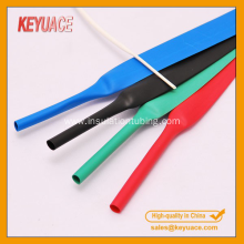 Leading for Thin Wall Polyolefin Heat Shrink Tubing Colorful Halogen free Polyolefin Heat Shrink Tubing supply to Japan Suppliers