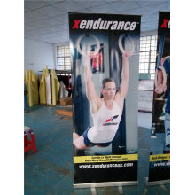 Roll Up Retractable Display Banners For Indoor Advertising