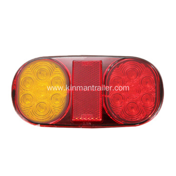 LED Rear Light For Logging Trailer