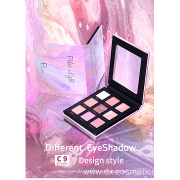 Wholesale Makeup eyeshadow palette private label