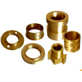 Portable Brass Hex Flange Nut